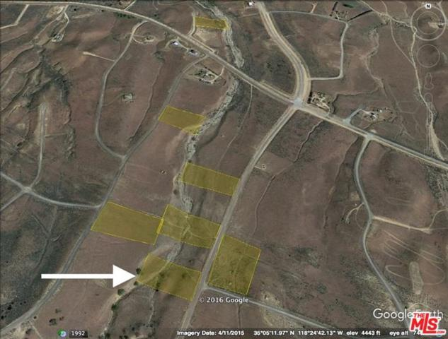 0 Summers Drive, Tehachapi, CA 93561 (MLS #17242930) :: The John Jay Group - Bennion Deville Homes