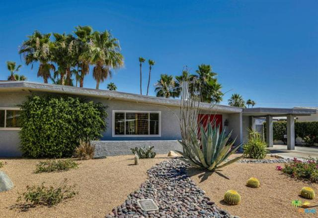 2222 E Park Drive, Palm Springs, CA 92262 (MLS #17243398PS) :: Brad Schmett Real Estate Group