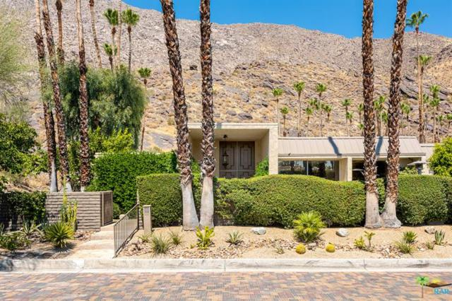 555 W Baristo Road C30, Palm Springs, CA 92262 (MLS #17243592PS) :: Brad Schmett Real Estate Group