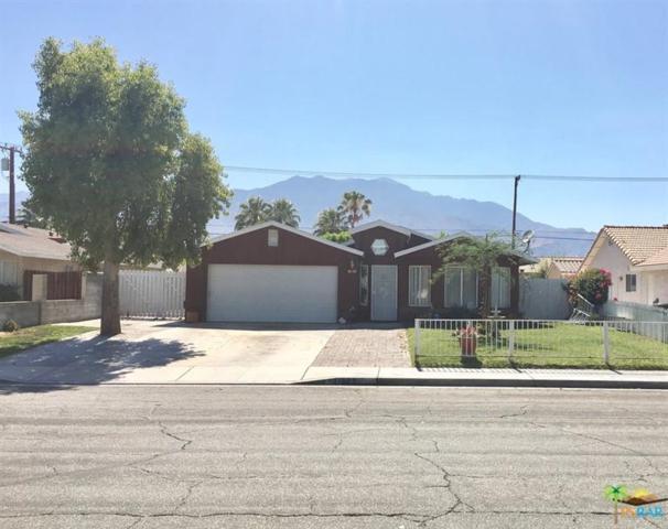 31805 Avenida Alvera, Cathedral City, CA 92234 (MLS #17243694PS) :: The John Jay Group - Bennion Deville Homes