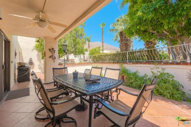 255 E Avenida Granada #814, Palm Springs, CA 92264 (MLS #17243704PS) :: Brad Schmett Real Estate Group
