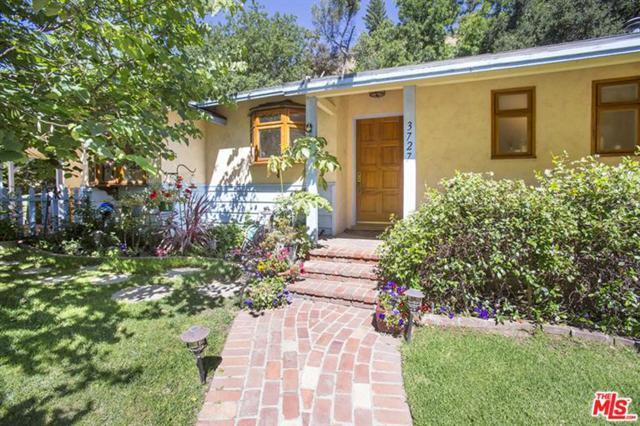 3727 Longview Valley Road, Sherman Oaks, CA 91423 (MLS #17244044) :: The John Jay Group - Bennion Deville Homes