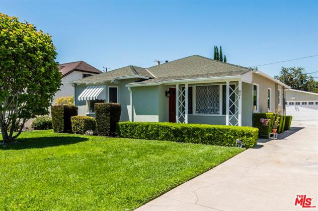 821 N Lima Street, Burbank, CA 91505 (MLS #17244108) :: The John Jay Group - Bennion Deville Homes