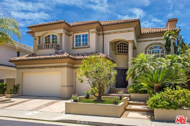 16736 Via Pacifica, Pacific Palisades, CA 90272 (MLS #17244160) :: The John Jay Group - Bennion Deville Homes