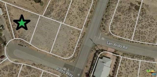 1 Pinto Way, Desert Hot Springs, CA 92240 (MLS #17244406PS) :: Brad Schmett Real Estate Group