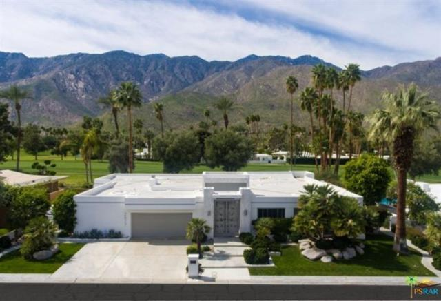 2477 S Yosemite Drive, Palm Springs, CA 92264 (MLS #17244922PS) :: Brad Schmett Real Estate Group
