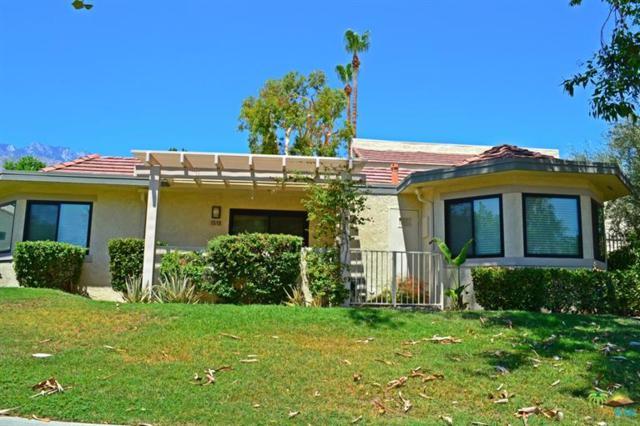 1895 N Via Miraleste #1518, Palm Springs, CA 92262 (MLS #17245104PS) :: Team Michael Keller Williams Realty