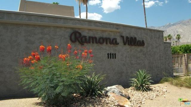1111 E Ramon Road #93, Palm Springs, CA 92264 (MLS #17245164PS) :: Brad Schmett Real Estate Group