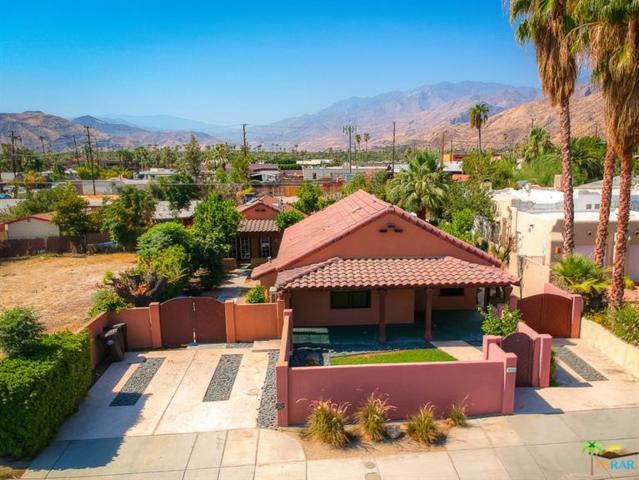 611 E Camino Parocela, Palm Springs, CA 92264 (MLS #17246824PS) :: Brad Schmett Real Estate Group