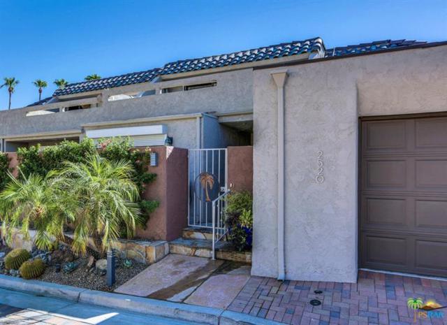 2520 W La Condesa Drive, Palm Springs, CA 92264 (MLS #17247330PS) :: Brad Schmett Real Estate Group