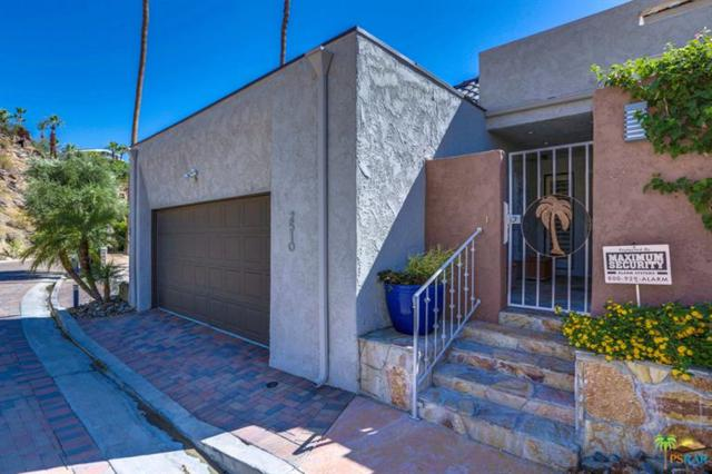 2510 W La Condesa Drive, Palm Springs, CA 92264 (MLS #17247332PS) :: Deirdre Coit and Associates