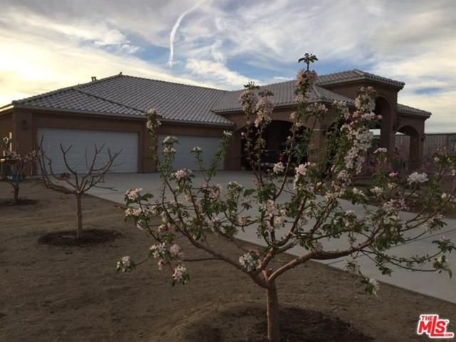13830 Paramount Road, Phelan, CA 92371 (MLS #17248578) :: The John Jay Group - Bennion Deville Homes