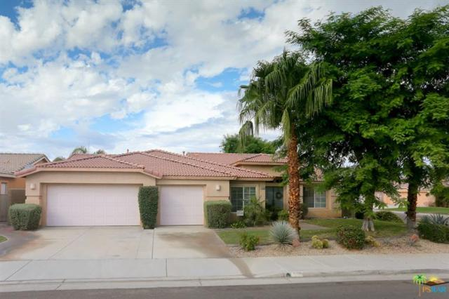 79934 William Stone Way, La Quinta, CA 92253 (MLS #17249248PS) :: Brad Schmett Real Estate Group