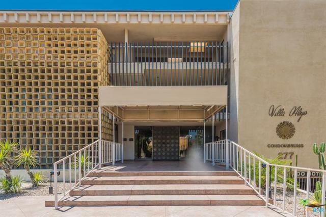 277 E Alejo Road #126, Palm Springs, CA 92262 (MLS #17249800PS) :: Brad Schmett Real Estate Group