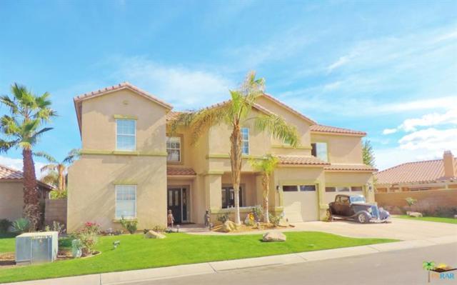 45788 Spyglass Hill Street, Indio, CA 92201 (MLS #17249982PS) :: Brad Schmett Real Estate Group