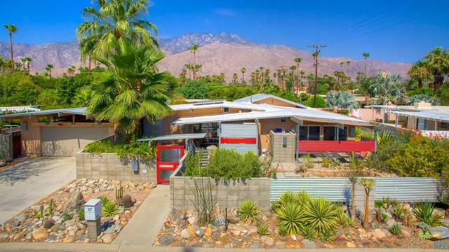 609 S Bedford Drive, Palm Springs, CA 92264 (MLS #17252336PS) :: Brad Schmett Real Estate Group