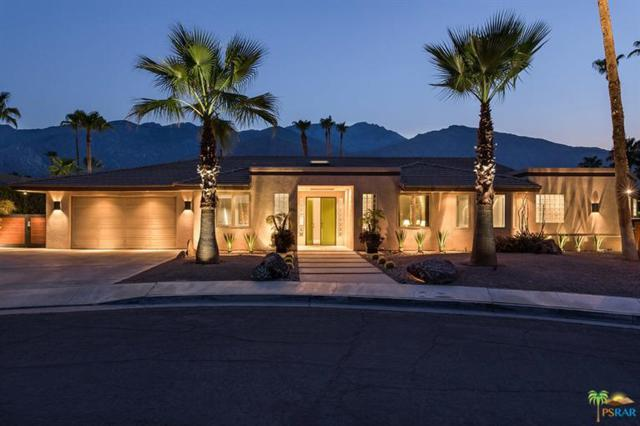 1311 Fuego Circle, Palm Springs, CA 92264 (MLS #17252554PS) :: Brad Schmett Real Estate Group
