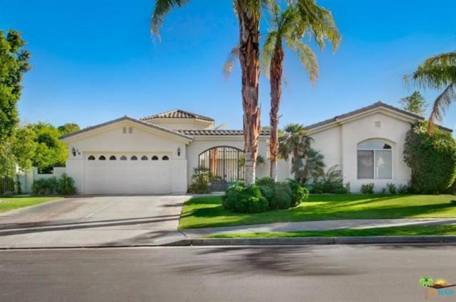 16 Scarborough Way, Rancho Mirage, CA 92270 (MLS #17253766PS) :: Hacienda Group Inc
