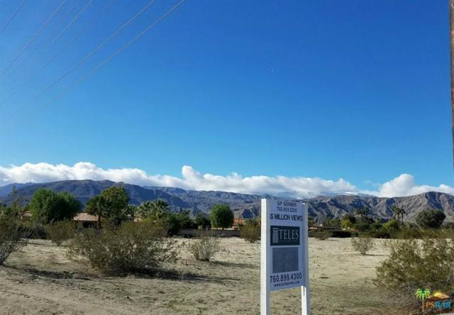 0 Vista Del Sol, Rancho Mirage, CA 92270 (MLS #17254108PS) :: Hacienda Group Inc