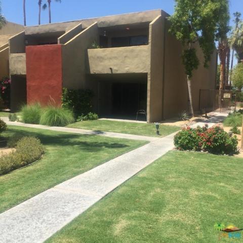 1655 E Palm Canyon Drive #201, Palm Springs, CA 92264 (MLS #17254262PS) :: Hacienda Group Inc