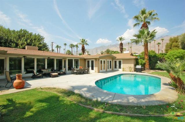 1650 E Mesquite Avenue, Palm Springs, CA 92264 (MLS #17254560PS) :: Hacienda Group Inc