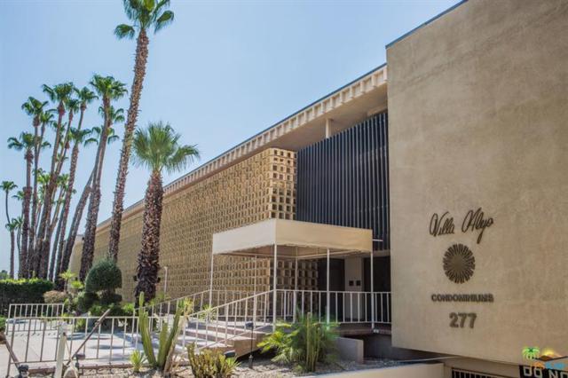 277 E Alejo Road #124, Palm Springs, CA 92262 (MLS #17256132PS) :: Brad Schmett Real Estate Group