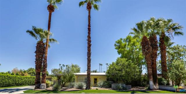1140 S Calle Marcus, Palm Springs, CA 92264 (MLS #17256310PS) :: Brad Schmett Real Estate Group