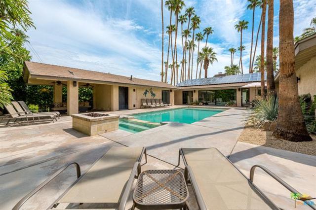 1441 S Manzanita Avenue, Palm Springs, CA 92264 (MLS #17256500PS) :: Brad Schmett Real Estate Group