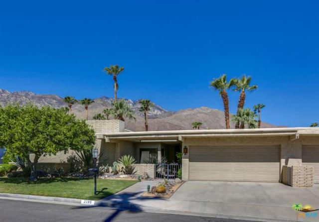 2195 S La Paz Way, Palm Springs, CA 92264 (MLS #17257110PS) :: The John Jay Group - Bennion Deville Homes