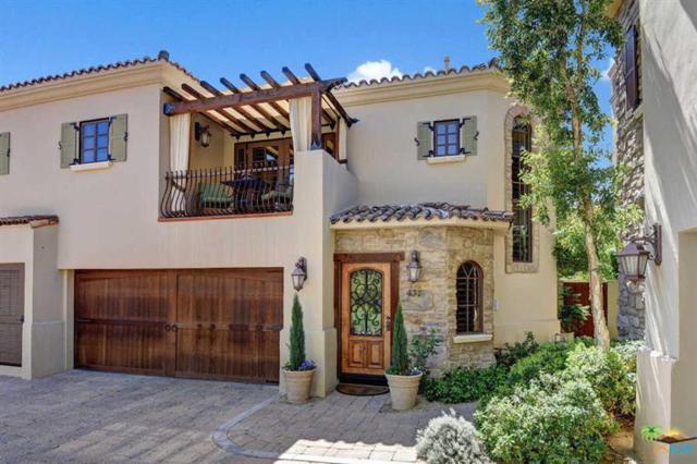 451 Villaggio, Palm Springs, CA 92262 (MLS #17258334PS) :: Brad Schmett Real Estate Group