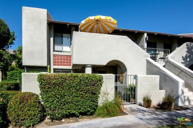 351 N Hermosa Drive 5D1, Palm Springs, CA 92262 (MLS #17259402PS) :: Brad Schmett Real Estate Group