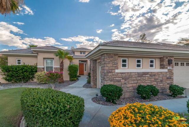 24 Calle Del Norte, Rancho Mirage, CA 92270 (MLS #17259590PS) :: Deirdre Coit and Associates