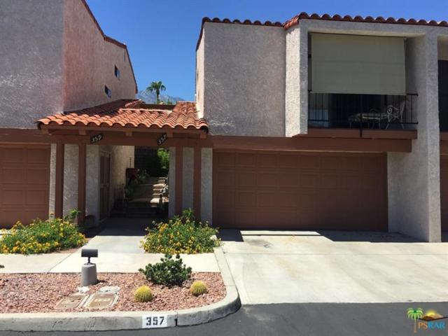 357 S Calle Jasmin, Palm Springs, CA 92262 (MLS #17259686PS) :: Brad Schmett Real Estate Group
