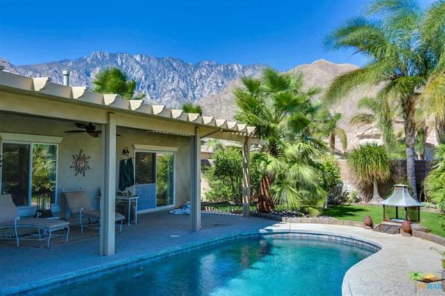 984 Tierra Lane, Palm Springs, CA 92262 (MLS #17260122PS) :: Brad Schmett Real Estate Group