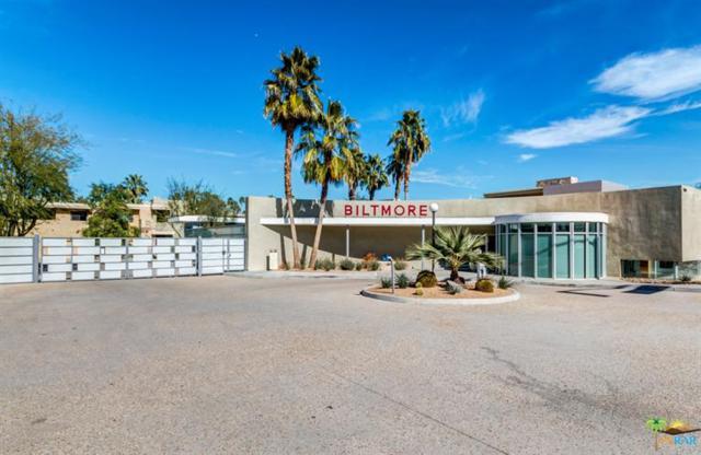 960 E Palm Canyon Drive #101, Palm Springs, CA 92264 (MLS #17260548PS) :: Brad Schmett Real Estate Group
