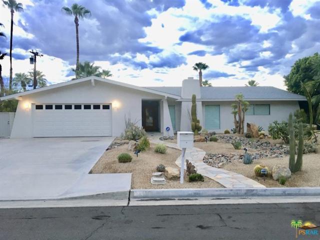 1450 N Vaquero Road, Palm Springs, CA 92262 (MLS #17261434PS) :: Brad Schmett Real Estate Group