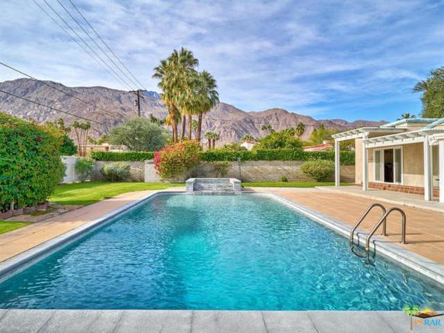 477 E Via Colusa, Palm Springs, CA 92262 (MLS #17261528PS) :: Brad Schmett Real Estate Group