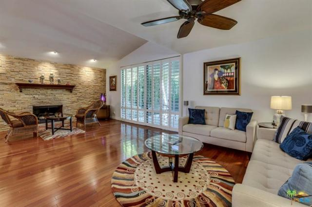 2193 S Calle Palo Fierro, Palm Springs, CA 92264 (MLS #17261814PS) :: The John Jay Group - Bennion Deville Homes