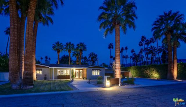 4 Palomino Road, Palm Springs, CA 92264 (MLS #17262050PS) :: Brad Schmett Real Estate Group