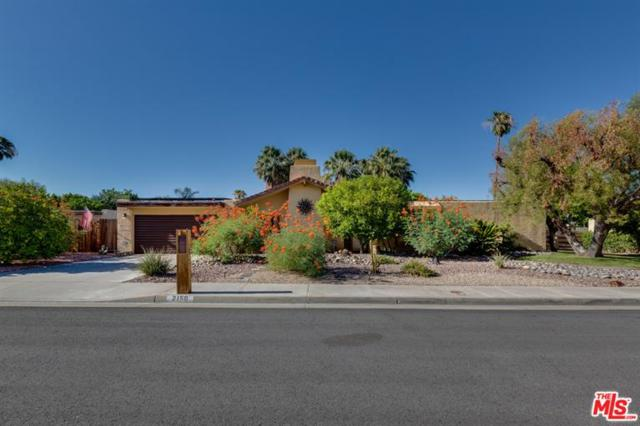 2150 E Calle Papagayo, Palm Springs, CA 92262 (MLS #17262430) :: Brad Schmett Real Estate Group