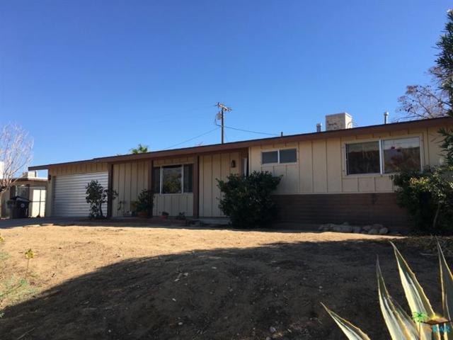 61401 Alta Vista Drive, Joshua Tree, CA 92252 (MLS #17262564PS) :: The John Jay Group - Bennion Deville Homes