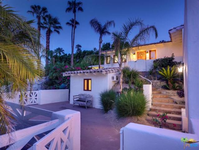 231 W El Camino Way, Palm Springs, CA 92264 (MLS #17262834PS) :: Deirdre Coit and Associates