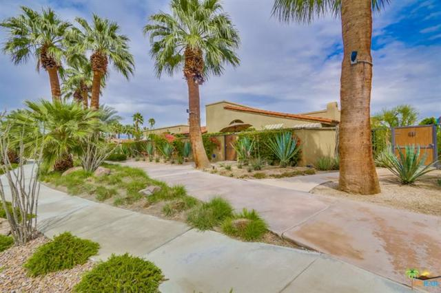 400 N Avenida Caballeros #8, Palm Springs, CA 92262 (MLS #17263360PS) :: Deirdre Coit and Associates