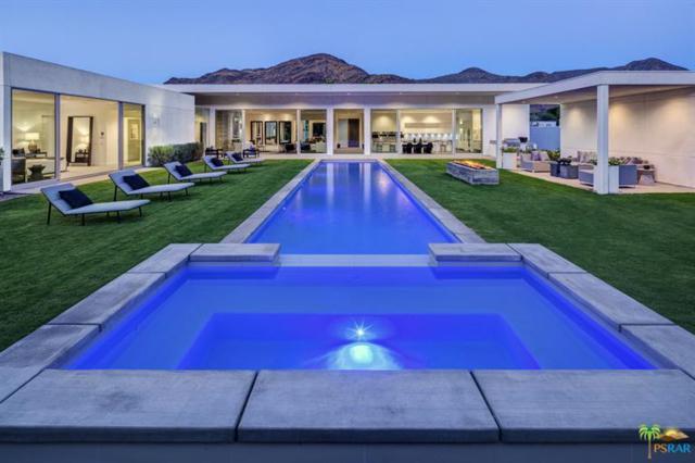 3095 Linea Terrace, Palm Springs, CA 92264 (MLS #17264352PS) :: Brad Schmett Real Estate Group