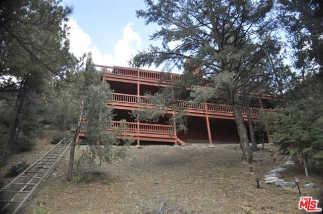 1420 Dogwood Way, Pine Mountain Club, CA 93222 (MLS #17265612) :: Team Wasserman