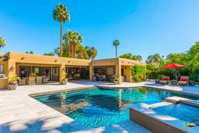 417 E Via Altamira, Palm Springs, CA 92262 (MLS #17270184PS) :: Brad Schmett Real Estate Group