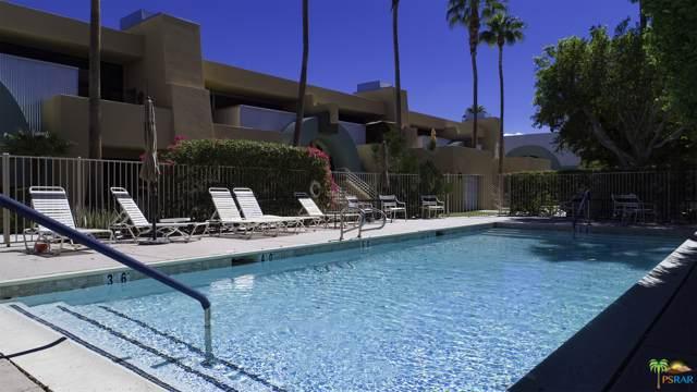 100 E Stevens Road #508, Palm Springs, CA 92262 (MLS #18393452) :: The John Jay Group - Bennion Deville Homes