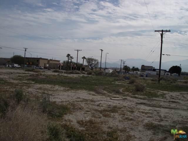 0 Datil Road, Thousand Palms, CA 92276 (MLS #19438920) :: The John Jay Group - Bennion Deville Homes