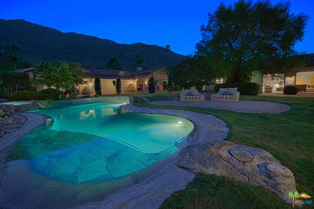 233 W Crestview Drive, Palm Springs, CA 92264 (MLS #19446954) :: The Sandi Phillips Team