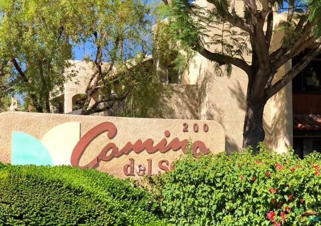 200 E Racquet Club Road #26, Palm Springs, CA 92262 (MLS #19450956) :: The John Jay Group - Bennion Deville Homes
